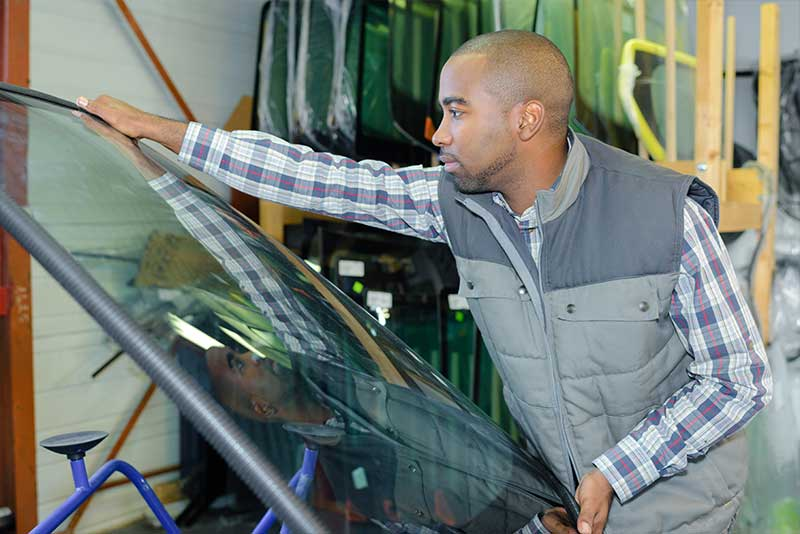 Quality Rock Chip & Windshield Repair Service